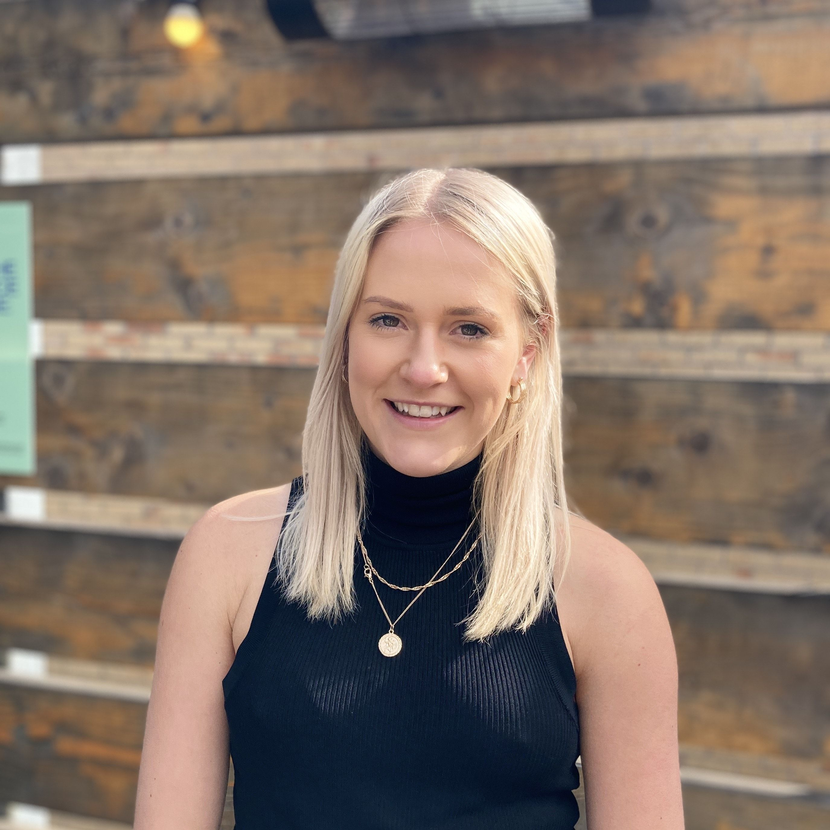 Photo of Emily Walbank