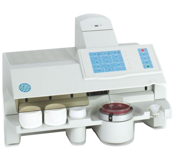 Whitley Automated Spiral Plater