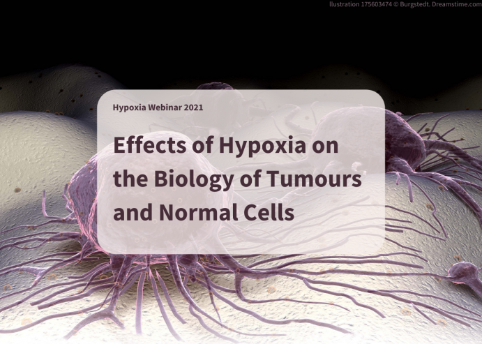 Effects of Hypoxia on the Biology of Tumours and Normal Cells event title slide
